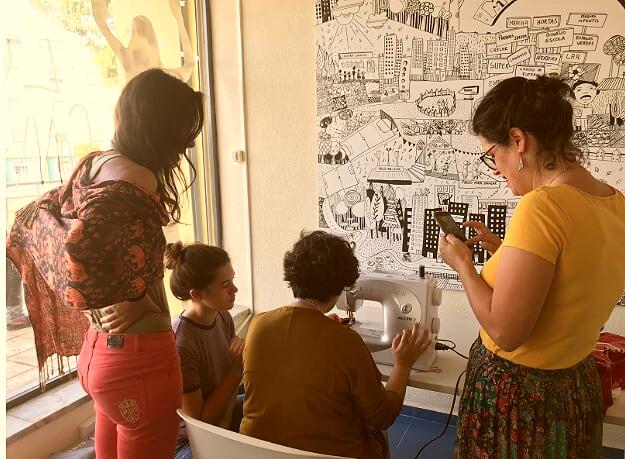 Recostura - Oficina de Transformação e Upcycling de Roupa |  Fio, Fashion Revoltion Portugal e Circular Economy Portugal