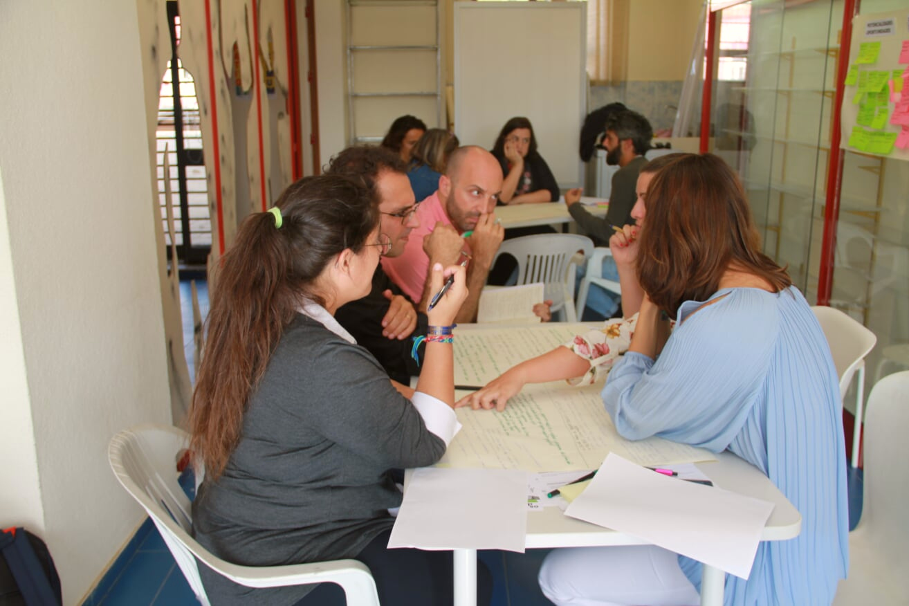 Pop Up Os Dias de Marvila Workshop Colaborativo Rch Bairros Municipais