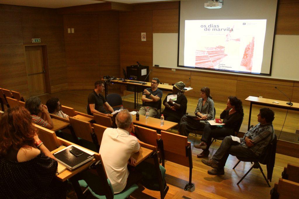 DEBATE Programação Cultural e Comunidade ICSTE - IUL