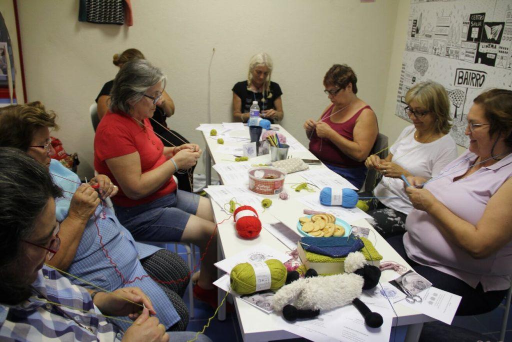 Workshop Tricot Ferramenta - Design com Impacto Social
