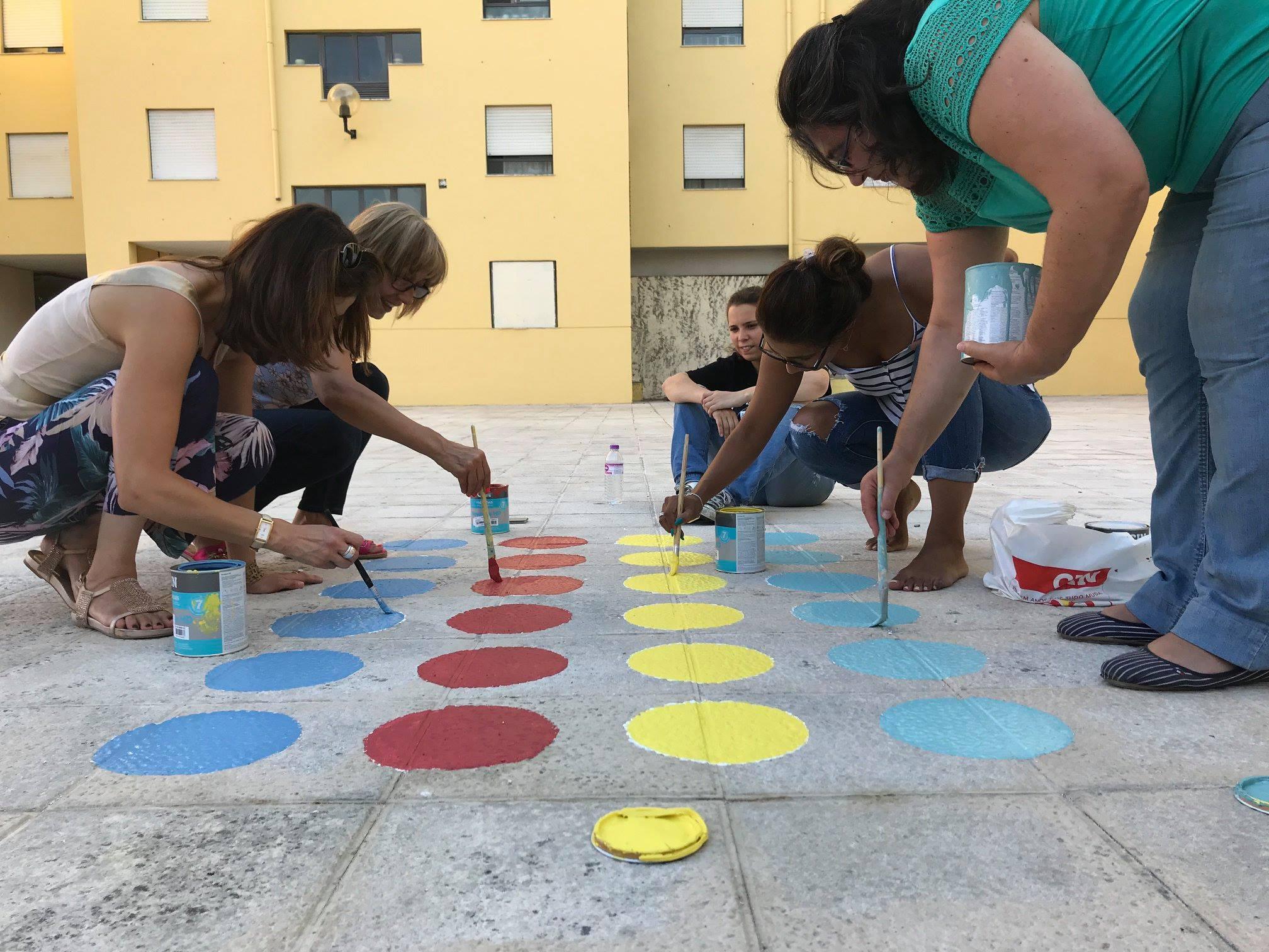 Festival Os Dias de Marvila - Qualificação do espaço público