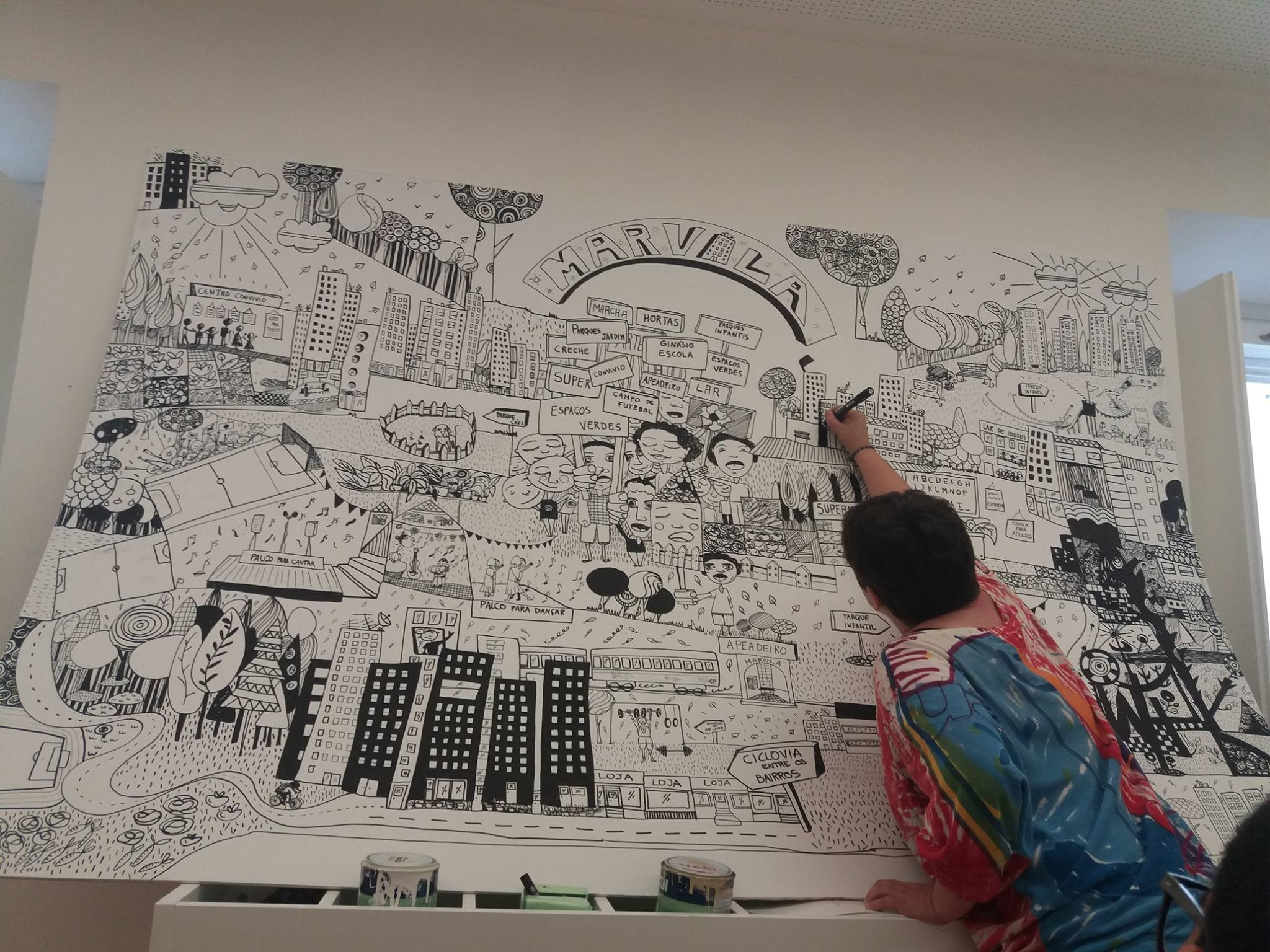 Mural dos Desejos