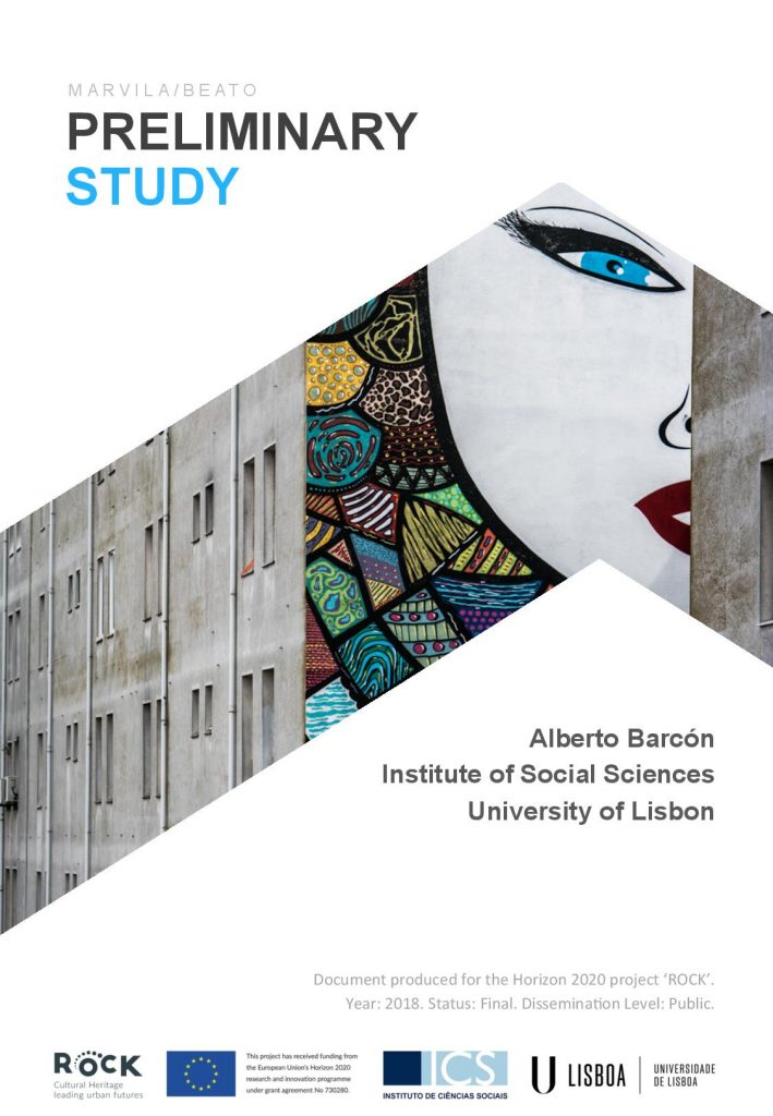 Estudo Preliminar ICS Marvila Beato